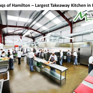 Mushtaqs Kitchen. Biggest Takeaway Kitchen in UK